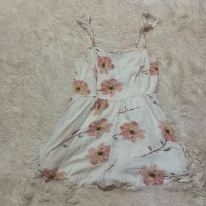 Kimchi Blue Floral Romper from UO